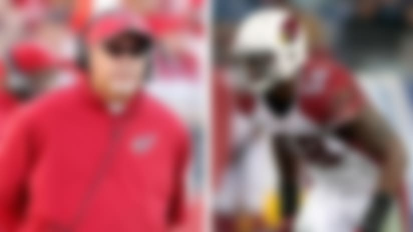 Bruce Arians: Daryl Washington talk 'a waste of breath'