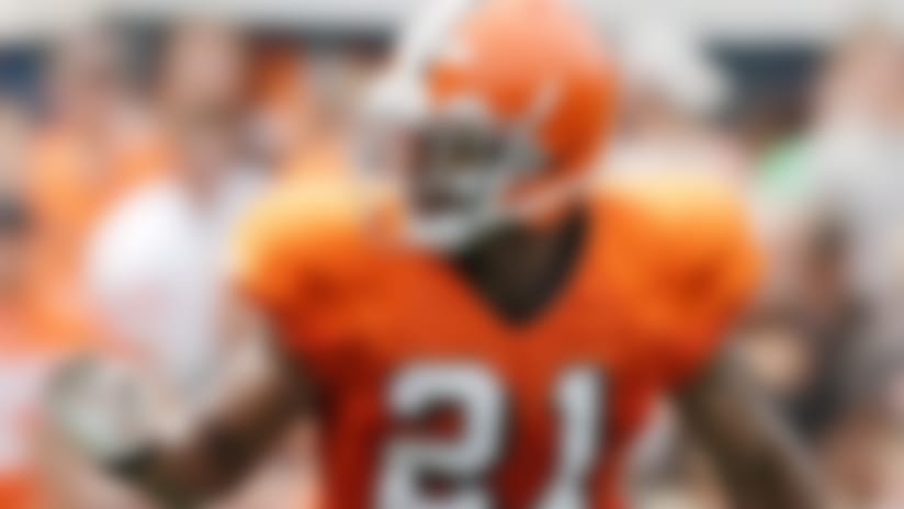 Browns DC: Justin Gilbert on his way to being great