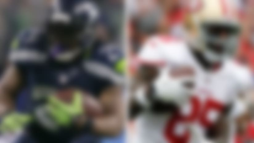 Seahawks, Niners still NFL's two best teams, all drama aside
