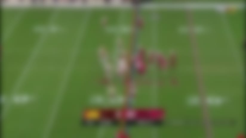 Cardinals unveil WILD fourth-down play call to pick up a first down
