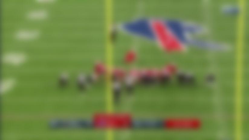 Stephen Hauschka hits 48-yard field goal