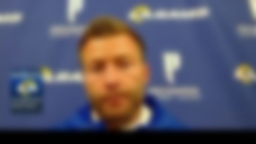 Sean McVay explains what's 'stinging' him after loss to Packers