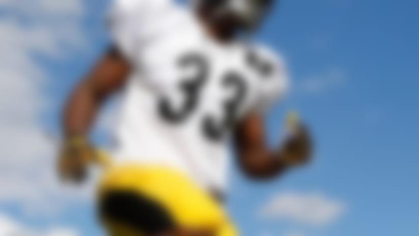 Isaac Redman expects to start for Pittsburgh Steelers