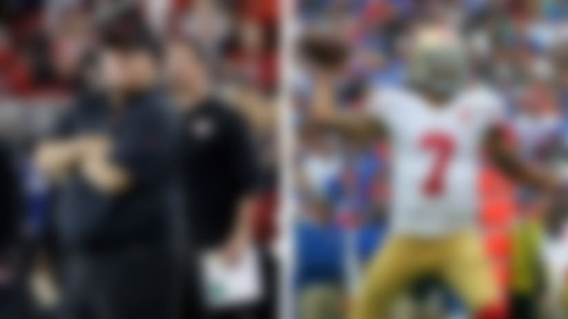 Chip Kelly: Niners can build on Colin Kaepernick's start