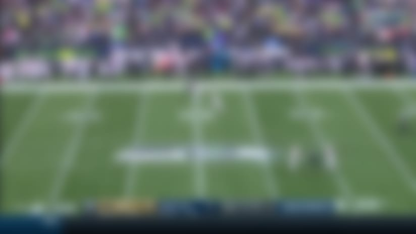 Michael Dickson's 59-yard MOONSHOT punt flips the field for Seahawks