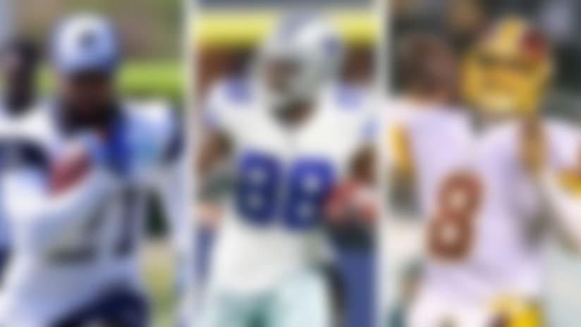 Fantasy football 2016 roster reset: NFC East