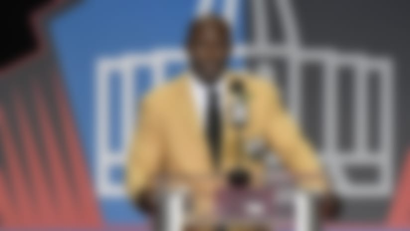 Reaction to the Hall of Fame Class of 2017 enshrinement
