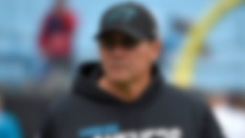 Fading Panthers hand Ron Rivera a fate he didn't deserve