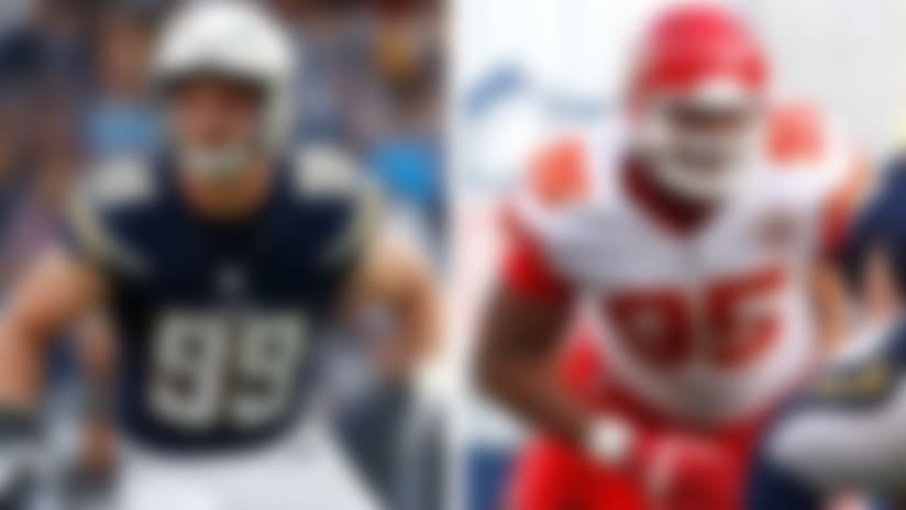 AFC West rookie grades: Joey Bosa boosts Chargers' defense