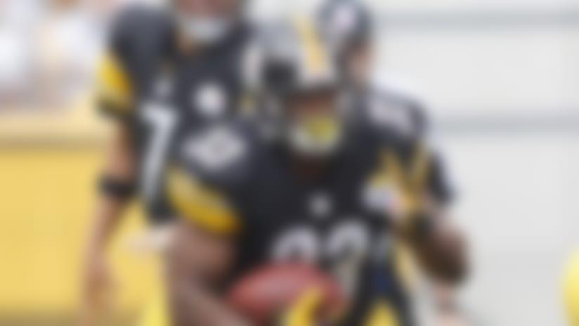 Isaac Redman still Pittsburgh Steelers' starting RB
