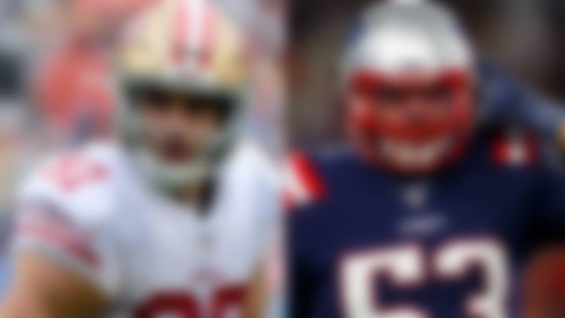 NFL Week 8 game picks: Pats, 49ers stay perfect; Eagles nip Bills