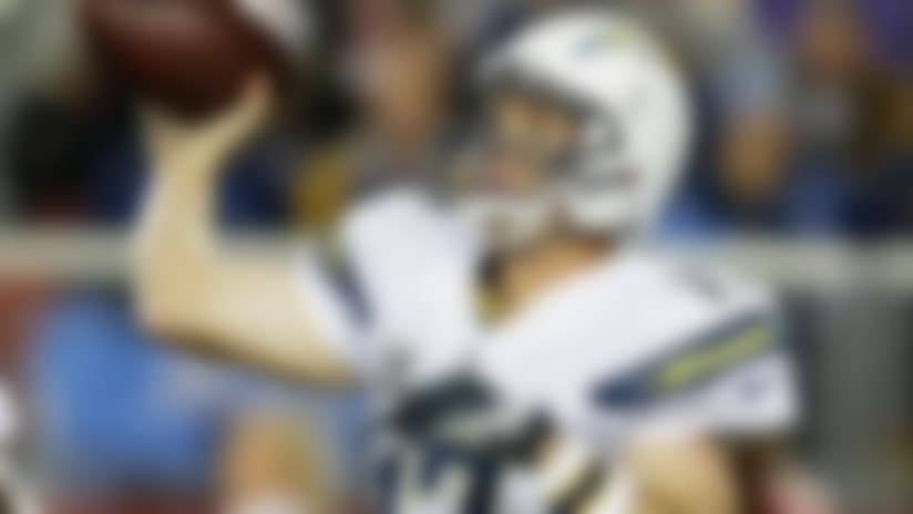 Chargers keep playoff hopes alive with wild OT victory