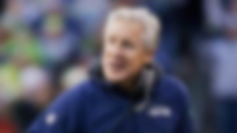 'Sound FX': Seattle Seahawks head coach Pete Carroll mic'd up vs. Rams in Week 17 of 2014