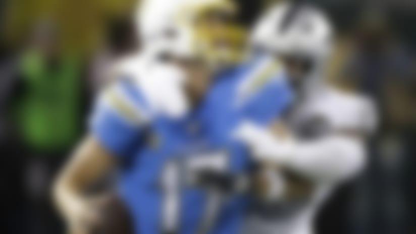 Los Angeles Chargers quarterback Philip Rivers