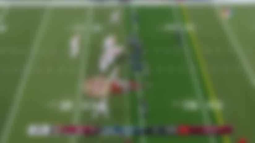 Every explosive play by the 49ers' offense on 'SNF' | Week 17
