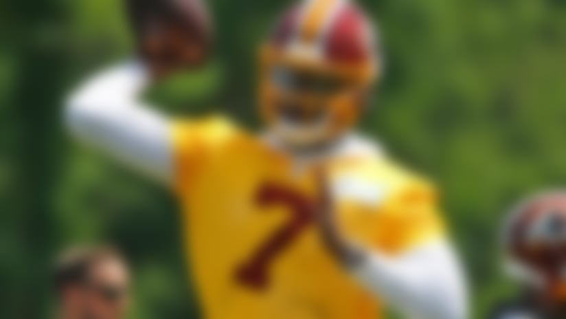 Redskins must start Dwayne Haskins; NFL's best overall player
