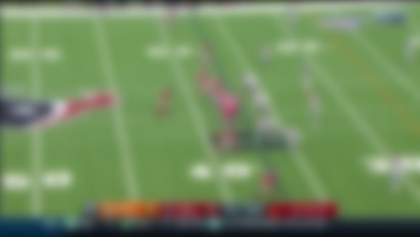 Can't-Miss Play: Teammate gives Kareem Jackson early present on WILD TD vs. former team