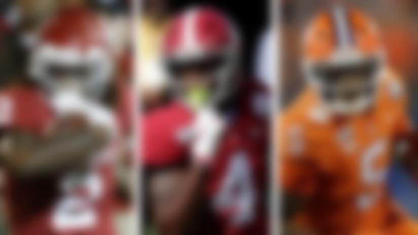 Lance Zierlein NFL mock draft 1.0: Raiders pick WR Jerry Jeudy