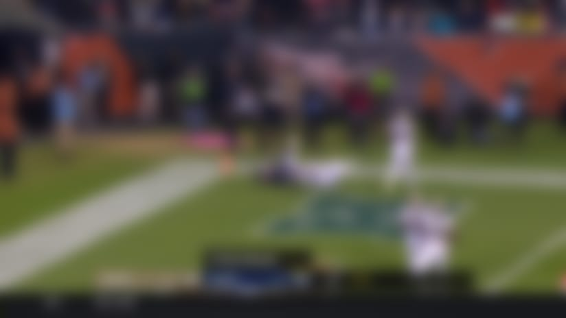 Adam Shaheen hauls in Bears two-point conversion