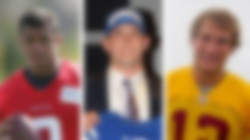 Ranking this millennium's 17 quarterback draft classes