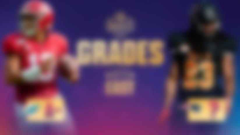 AFC East 2020 NFL Draft grades: Dolphins soar, Patriots perplex