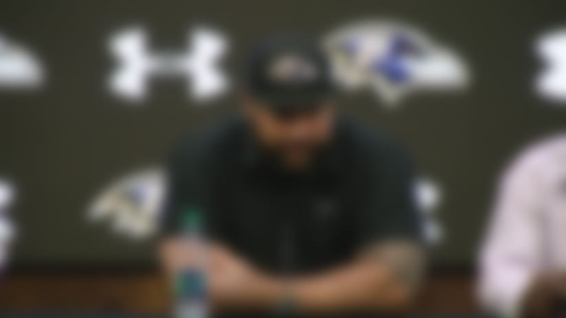 Former Baltimore Ravens defensive tackle Haloti Ngata: 'I always knew I wanted to retire as a Raven'