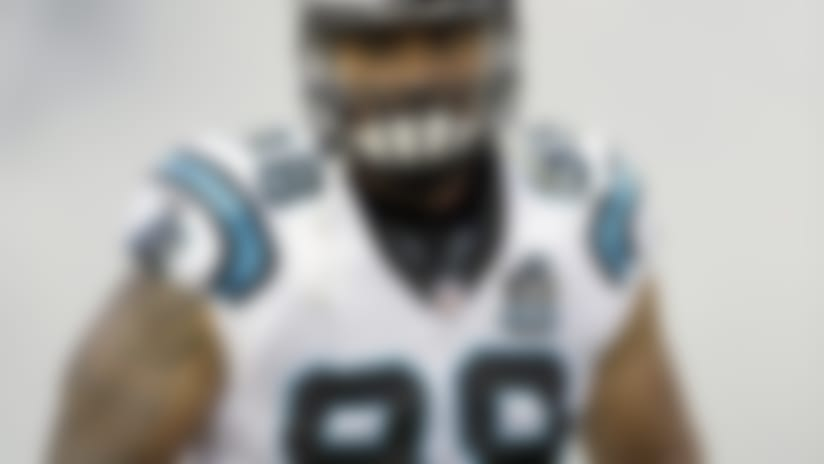 Panthers DT Star Lotulelei (foot) out vs. 'Hawks