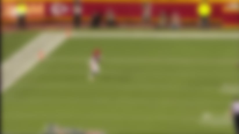 Ryan Finley finds Jordan Ellis for first NFL TD pass