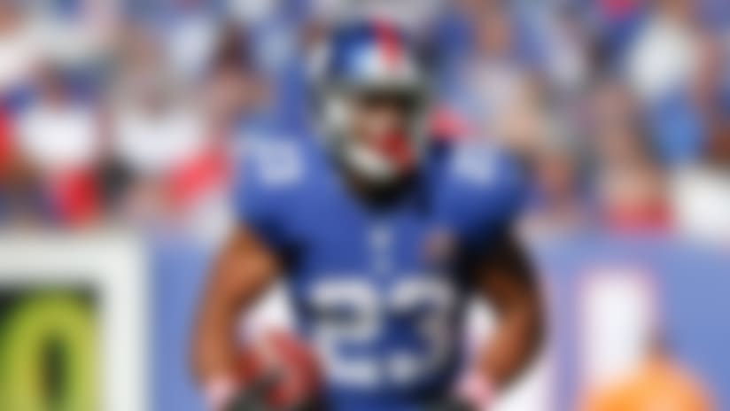 Injury roundup: Rashad Jennings has MCL sprain