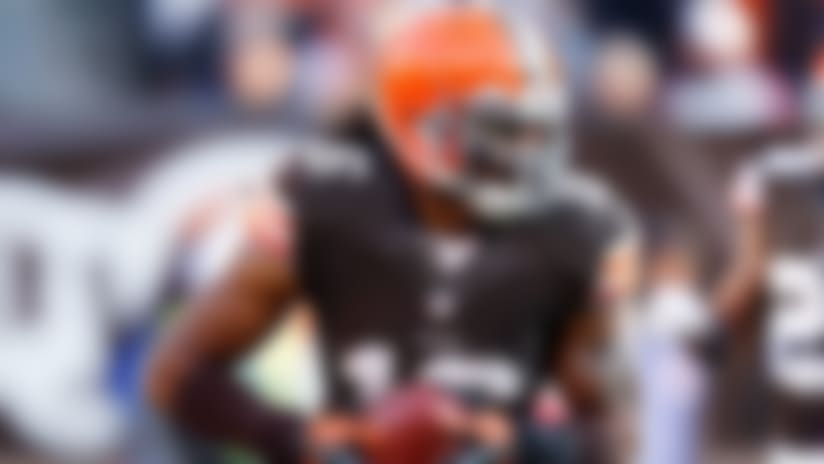 Josh Cribbs of Cleveland Browns not in favor of kickoff ban