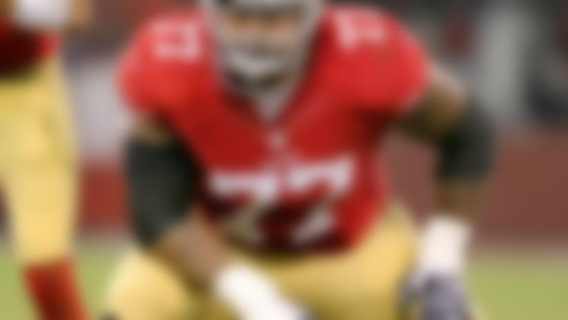 Niners' Mike Iupati reportedly had shoulder surgery