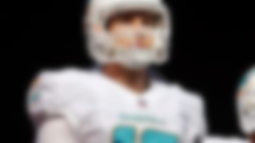 Ryan Tannehill struggles in Miami Dolphins practice