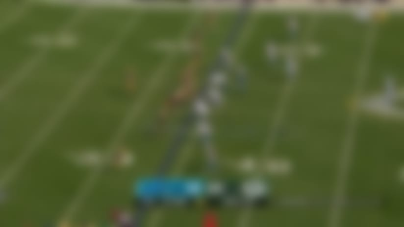 Can't-Miss Play: RB or WR? Aaron Jones makes INSANE grab over DB