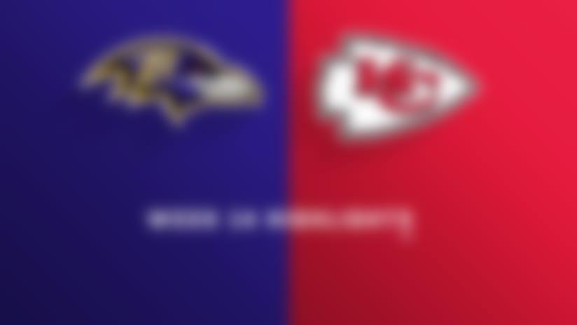 Ravens vs. Chiefs highlights | Week 14