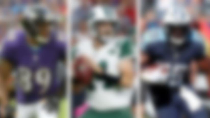 NFL trade deadline: A logical move for each AFC team