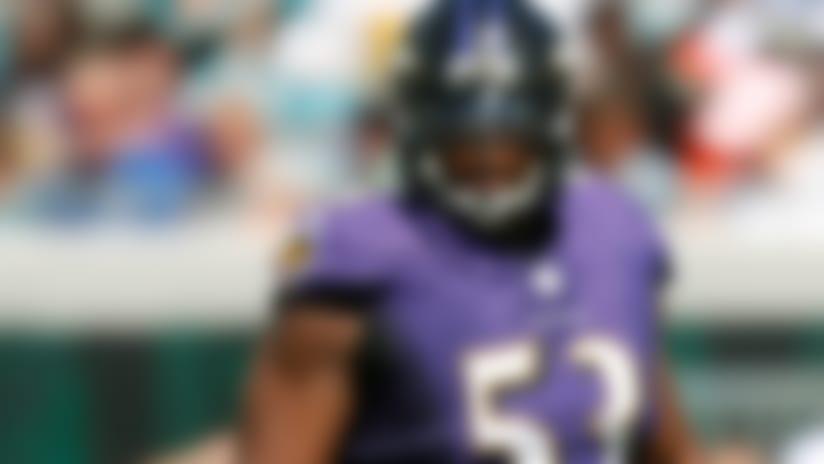 Notable roster moves: Ravens cut Zuttah, trade for OL