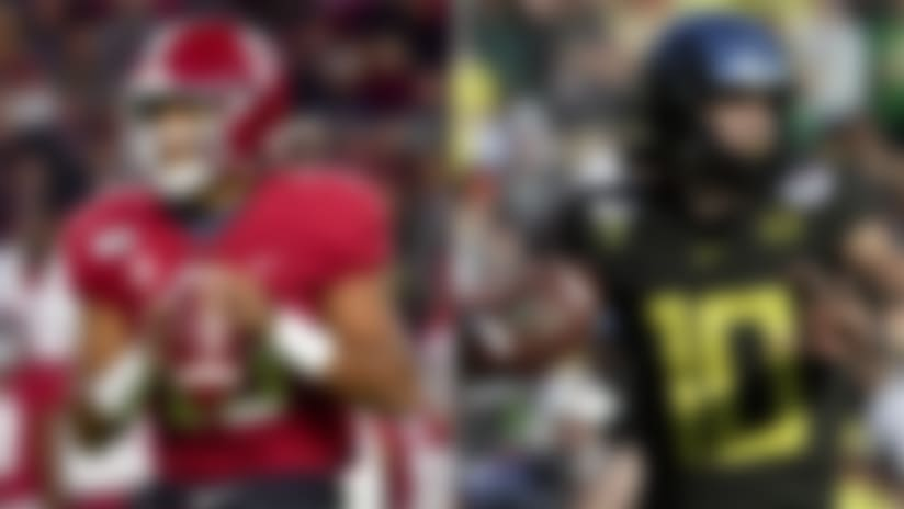 Tua vs. Herbert: Which rookie QB will see NFL action first?