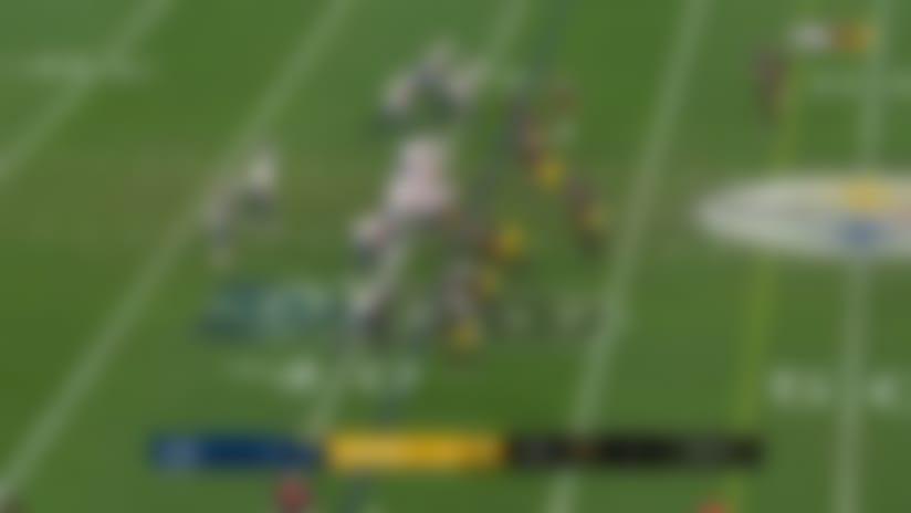 Minkah Magic! Fitzpatrick scoops Rams' fumble for 43-YARD defensive TD