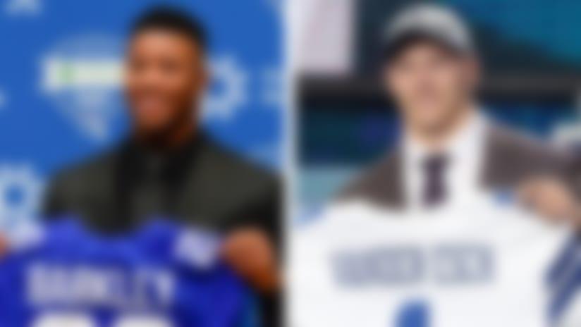 2018 NFL Draft class power rankings: Teams 1-8