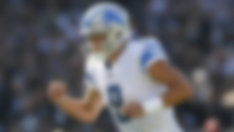 Matthew Stafford feels Lions' O can improve in OC's second year