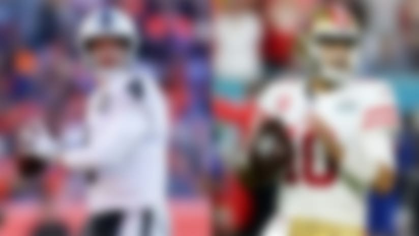 Around The NFL: Top storylines in 2020 quarterback carousel