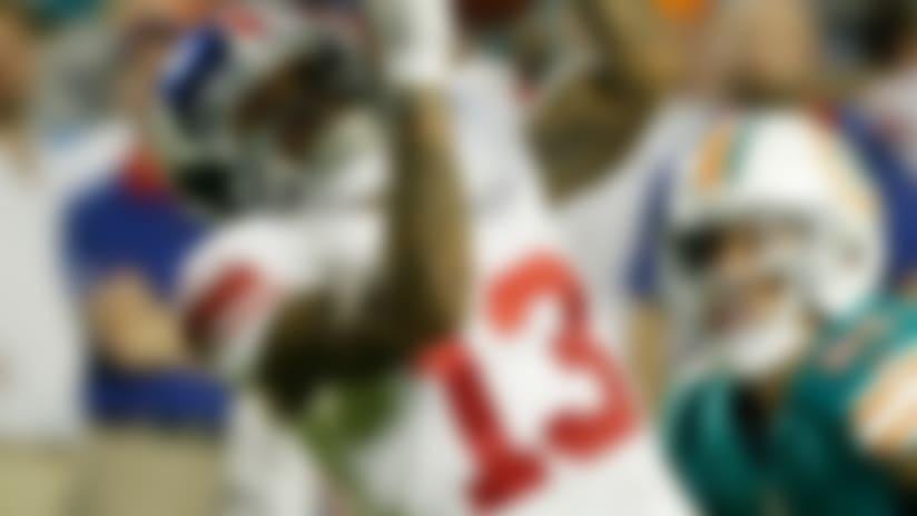 Odell Beckham's efforts help keep Giants' playoff hopes alive