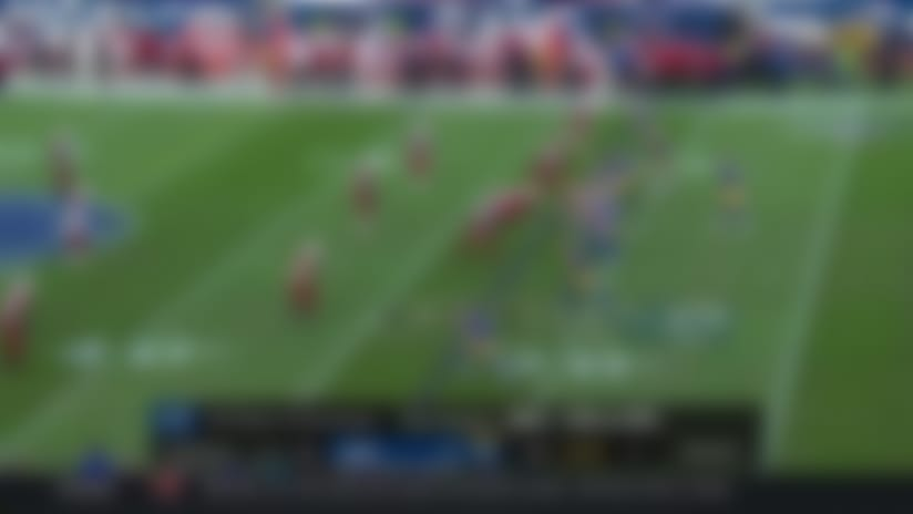 Jared Goff's best throws from season finale vs. Cardinals | Week 17