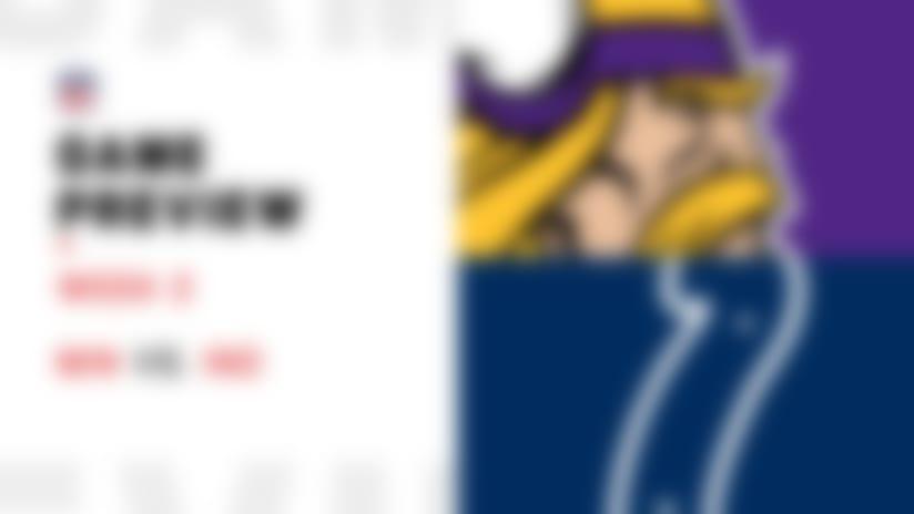 Vikings vs. Colts preview | Week 2