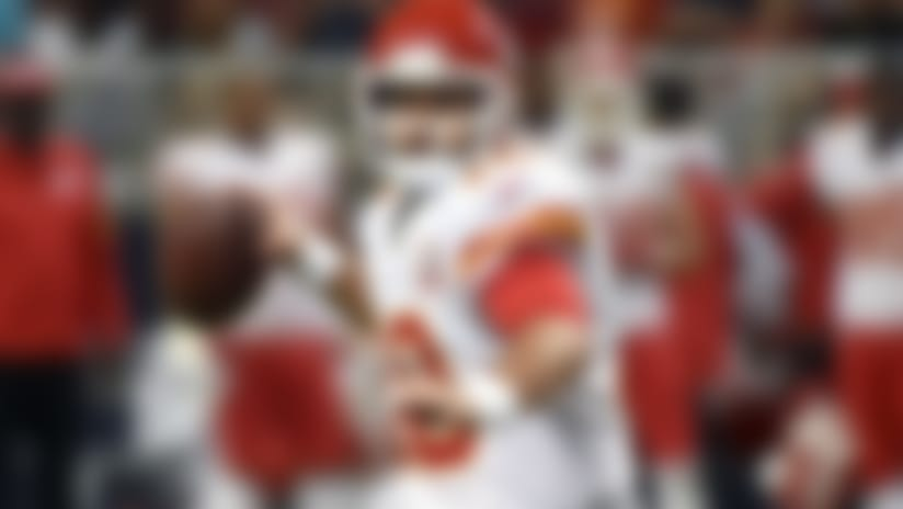 Pederson sees Chase Daniel as more than backup