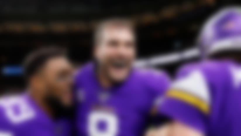 Kirk Cousins the best QB to lead underdog Vikings over Saints