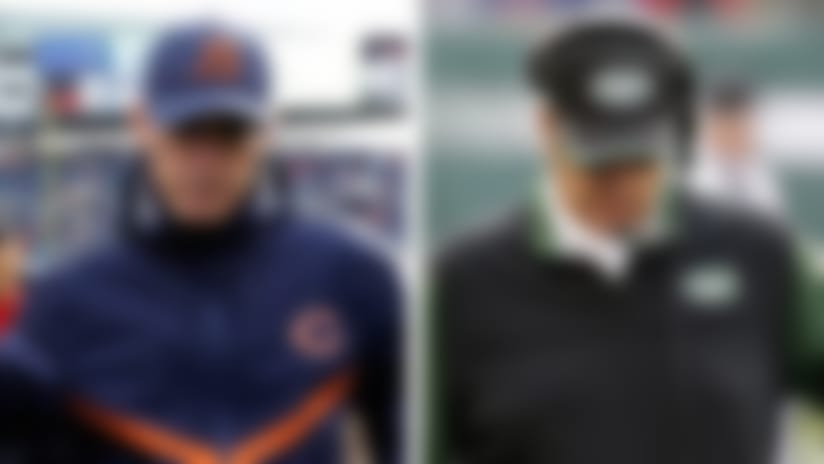Marc Trestman, Rex Ryan among coaches facing uphill battle