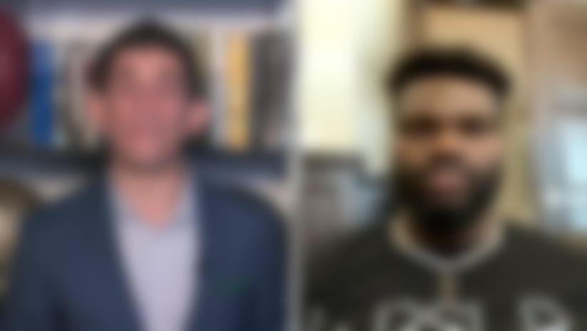 Shaq Barrett explains his 'Player's Choice' picks on NFL Network