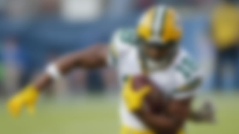 Injuries: Randall Cobb (ankle) practiced Wednesday
