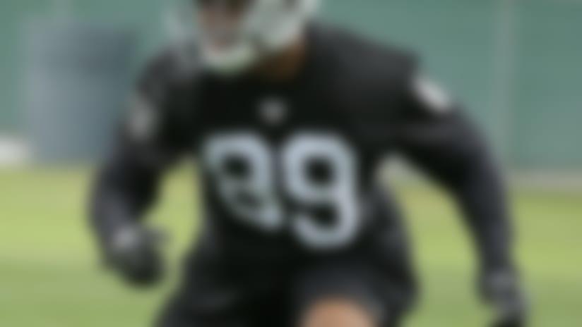 Amari Cooper dabbling as punt returner for Raiders